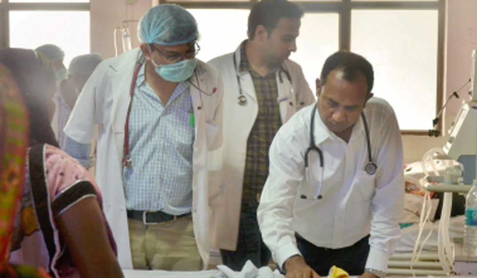 Young doctors unwilling to join Haryana govt hospitals: FW Study
