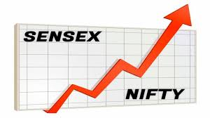 Sensex traded near its life-time highs